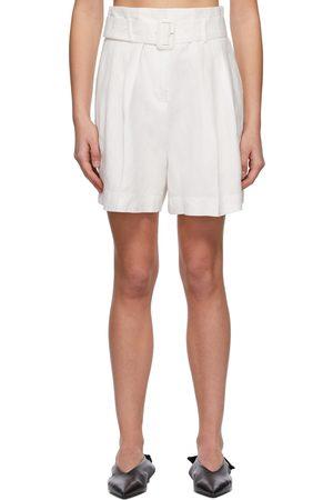 Blossom Echo Belt Shorts