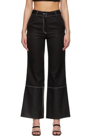 Kijun Block Trousers