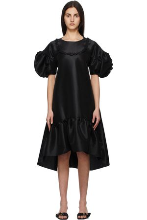 Kika Vargas Taffeta Eline Dress