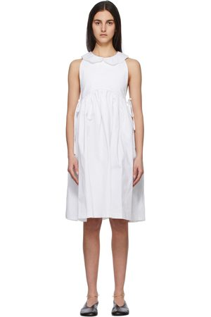 Kika Vargas Twill Aida Dress