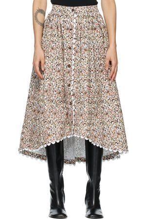 Kika Vargas Iris Mid-Length Skirt