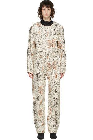 Isabel Marant Printed Nilaney Jumpsuit