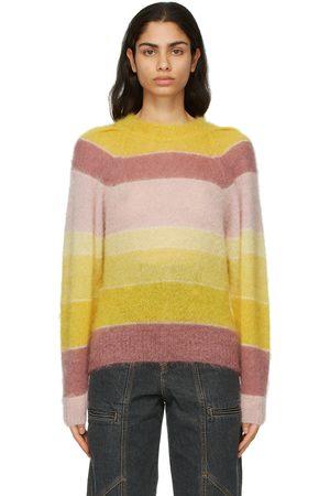 Isabel Marant Women Sweaters - Striped Daniel Sweater