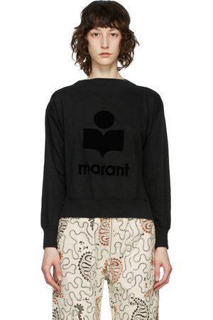Isabel Marant Mock Neck Kilsen Sweatshirt