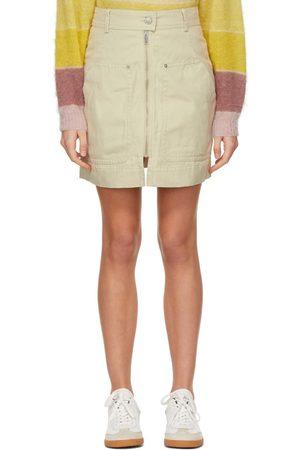 Isabel Marant Women Mini Skirts - Pilademi Miniskirt
