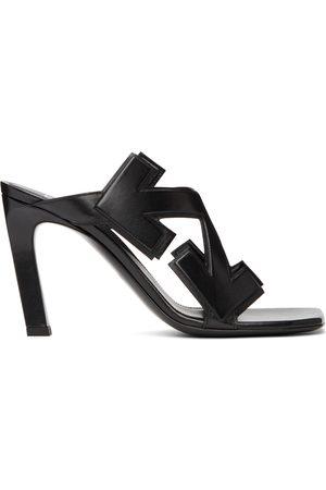OFF-WHITE Arrow Heeled Sandal