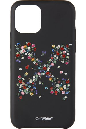 OFF-WHITE Floral Print iPhone 11 Pro Case
