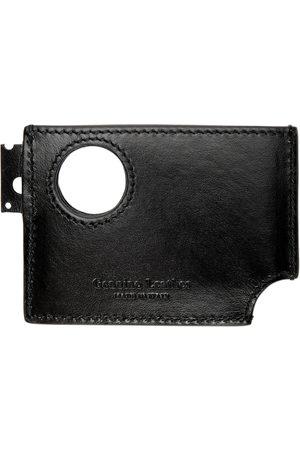 OFF-WHITE Men Wallets - Black Meteor Card Holder