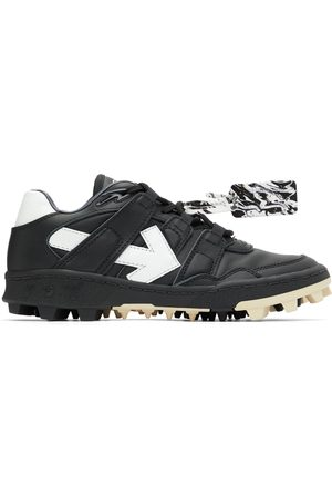 OFF-WHITE And Mountain Cleats Sneakers