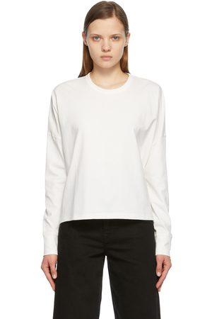 STUDIO NICHOLSON Women Long Sleeve - Off- Loop Long Sleeve T-Shirt