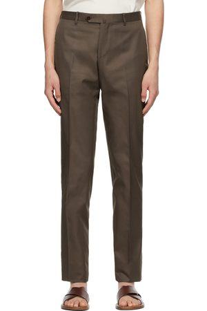 ISAIA Cotton Sanita Trousers