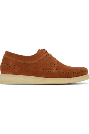 Padmore and Barnes Men Formal Shoes - Suede Willow Derbys