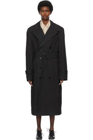 LEMAIRE Cotton Trench Coat