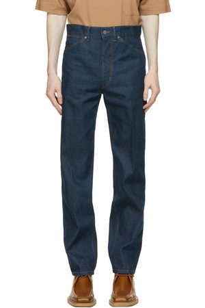 LEMAIRE Japanese Denim Tapered Jeans
