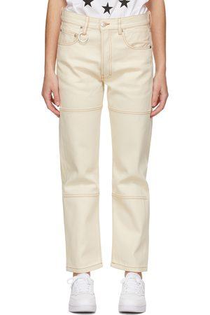 Etudes Women Jeans - Off- Corner Jeans