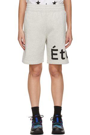 Etudes Women Shorts - Grey Tempera Shorts
