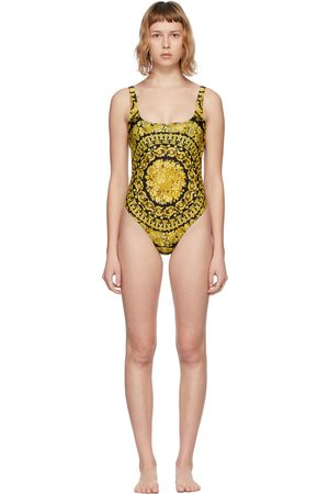 VERSACE Women Swimsuits - Barocco One-Piece Swimsuit