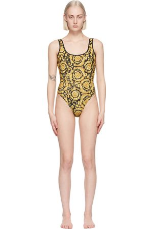 VERSACE And Barocco One-Piece Swimsuit
