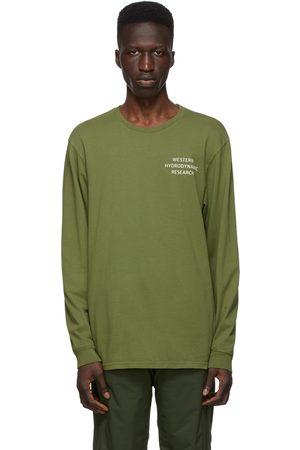 Western Hydrodynamic Research SSENSE Exclusive Uniform Long Sleeve T-Shirt