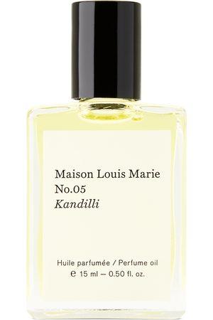Maison Louis Marie Fragrances - No.05 Kandilli Perfume Oil, 15 mL