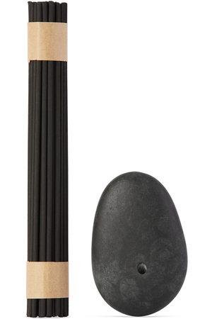 Binu Binu Stone Incense Burner & Seoye Ink Incense Set
