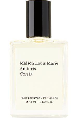 Maison Louis Marie Fragrances - Antidris Cassis Perfume Oil, 15 mL