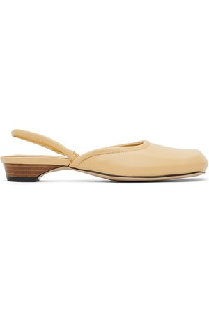 Low Classic Women Loafers - Squared Toe Slippers
