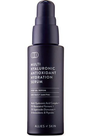 Allies of Skin Multi Hyaluronic Antioxidant Hydration Serum, 30 mL