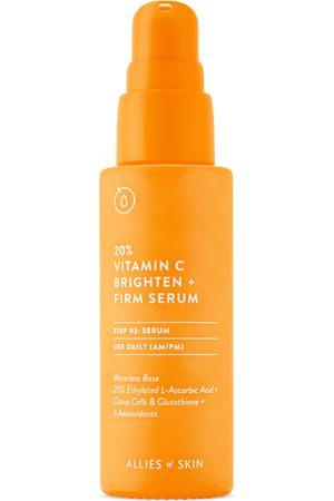 Allies of Skin 20% Vitamin C Brighten & Firm Serum, 30 mL