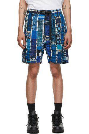 AiE Stripe Motif EZ Shorts
