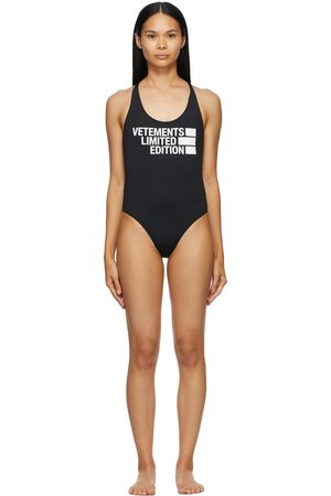 Vetements Limited Edition One-Piece Swimsuit