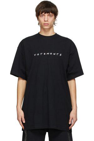 Vetements Friendly Logo T-Shirt