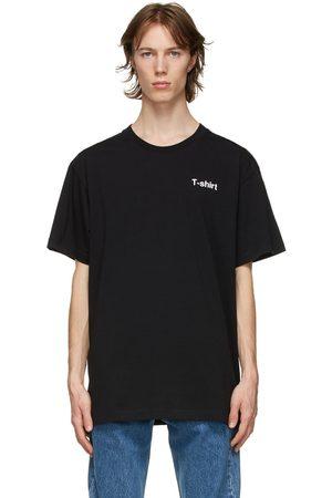 Vetements Men T-shirts - Definition T-Shirt