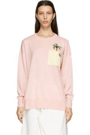 Loewe Women Sweaters - Ken Price Edition La Palme Sweater