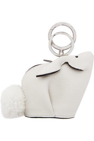 Loewe Bunny Charm Keychain