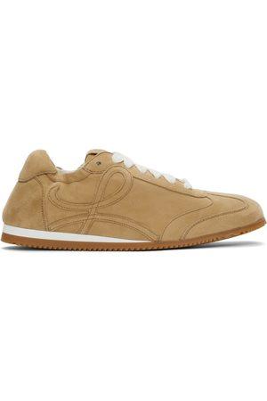 Loewe Suede Ballet Runner Sneakers