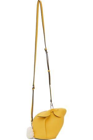 Loewe Men Luggage - Yellow Bunny Bag