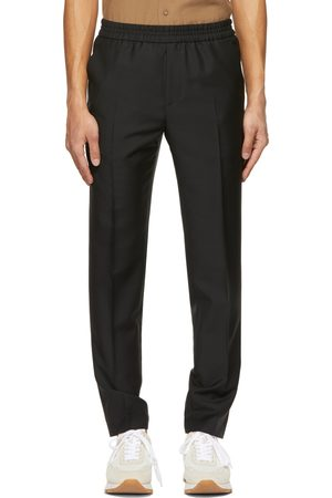 Harmony Men Pants - Wool Paolo Trousers