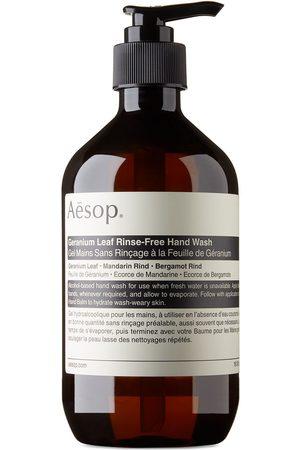 Aesop Geranium Leaf Rinse-Free Hand Wash, 500 mL