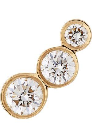 SOPHIE BILLE BRAHE VVS Diamond Croissant Trois Earring