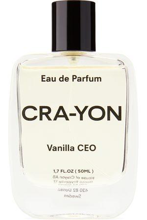 CRA-YON Vanilla CEO Eau de Parfum, 1.7 oz