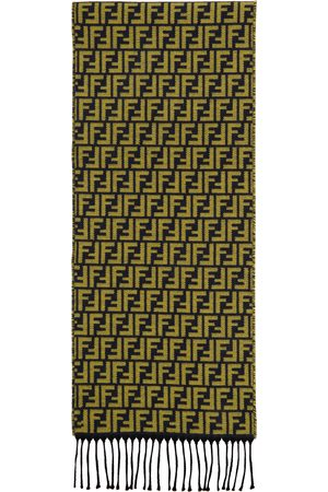 Fendi And Wool Forever Scarf