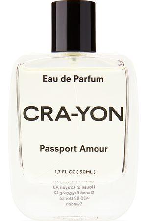 CRA-YON Passport Amour Eau de Parfum, 1.7 oz
