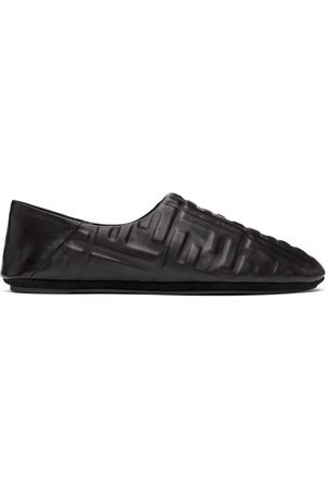 Fendi Nappa Forever Loafers