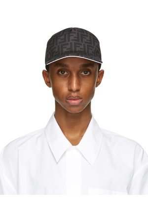 Fendi And Grey Forever Cap