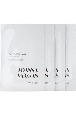 Joanna Vargas Five-Pack Forever Anti-Aging Glow Masks, 4.5 oz