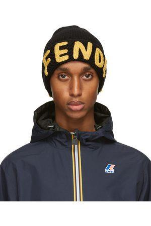 Fendi And Logo Beanie