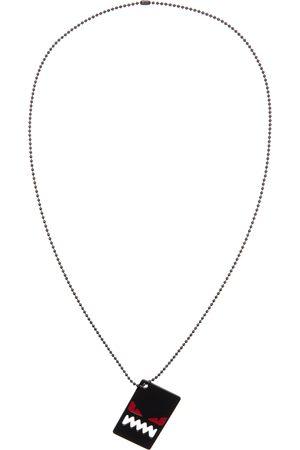 Fendi Men Necklaces - Bag Bugs Shiny Eyes Necklace