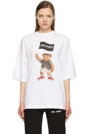 Palm Angels Pirate Bear Loose T-Shirt