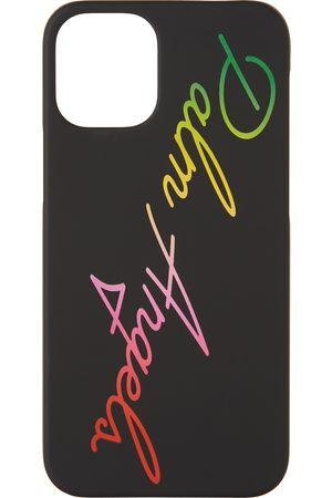 Palm Angels Phones Cases - Miami Logo iPhone 12 Mini Case